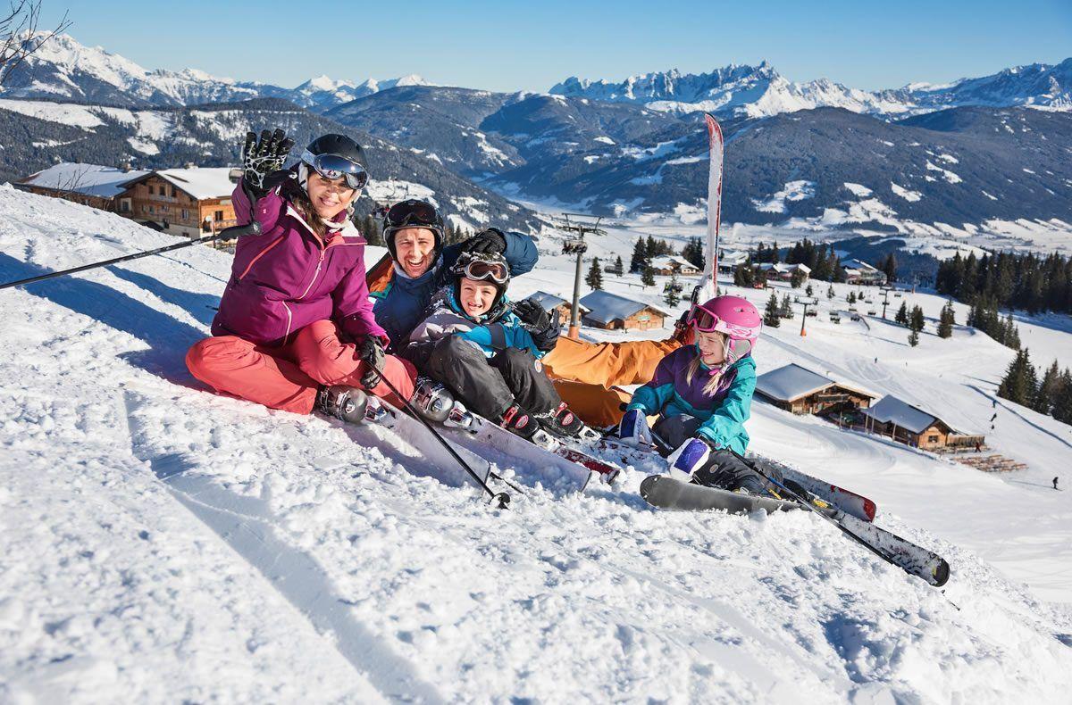 Winterurlaub Ski amadé | Haus am Hammerrain | Flachau